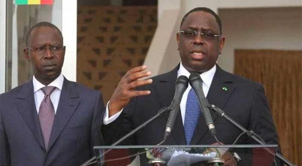Fer de Falémé: Macky nargue l'opposition