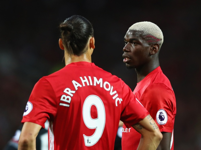 MANCHESTER UNITED : Ibrahimovic vole au secours de Pogba