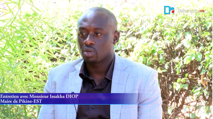 Leadership local : le maire Issakha Diop distingué meilleur maire du Sénégal dans la catégorie « inclusion, équité et égalité »