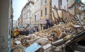 Effondrement d'un immeuble à Marseille : Un Sénégalais parmi les victimes