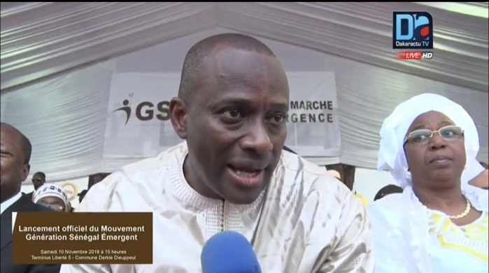 « Génération Sénégal émergent est une déclinaison locale du PSe » (Aboubacar Sadikh Bèye, directeur général du Port de Dakar)