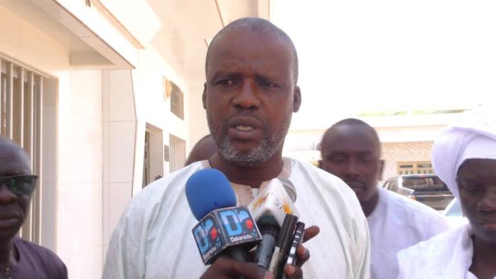 MAISONS DÉMOLIES À TOBAGO / Les victimes s'entretiennent avec le Khalife Général des Mourides