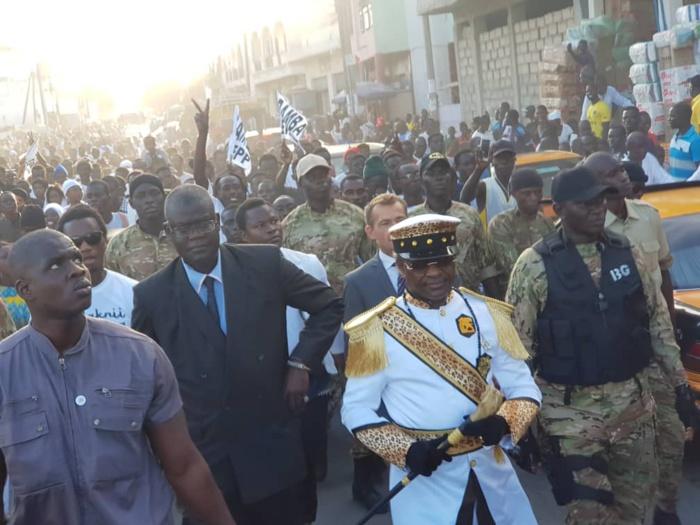 Commémoration du retour d'exil de Cheikh Ahmadou Bamba : Serigne Modou Kara à Grand-Yoff