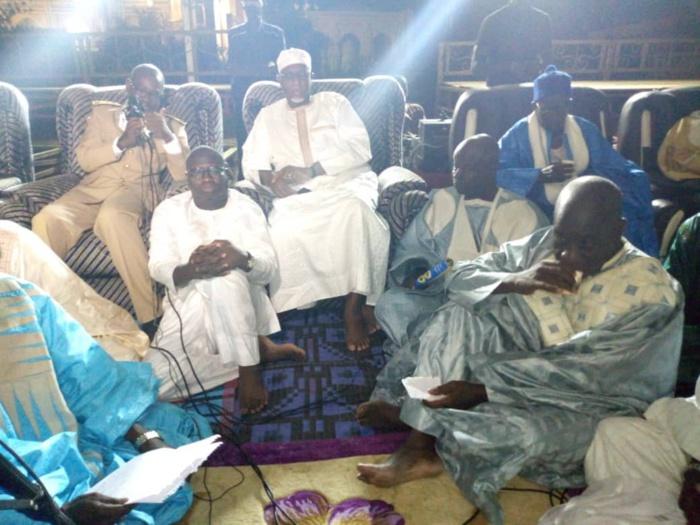 Massalikoul Djinane : Enregistrement de l'appel du Gamou 2018