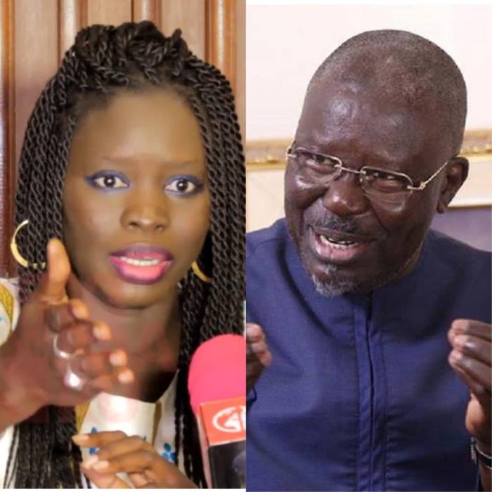 Thérèse Faye Diouf à Babacar Gaye : « On se rappelle qu'il a été nommé et puis 1h de temps après, un décret lui retirait cette nomination faute de diplôme »