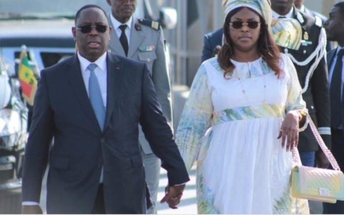 Macky Sall : « Mon épouse est une charmante Sénégalaise »