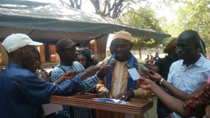 El hadj Kabiné Diané, inspecteur de l'éducation et de la formation de Kolda : « Nous fêtons l'excellence pour maintenir le cap… »