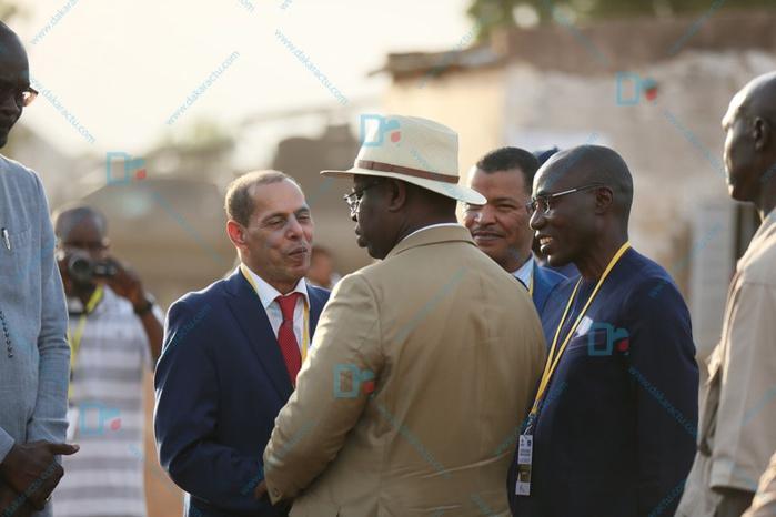 Tambacounda : Images de la Tournée économique du président de la République dans la région du sud