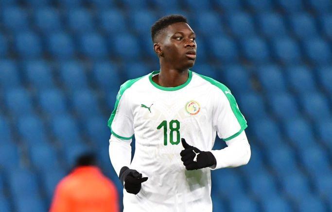 Ismaïla Sarr forfait contre la Guinée Équatoriale (samedi, 15h GMT), n'a effectué qu'une seule séance