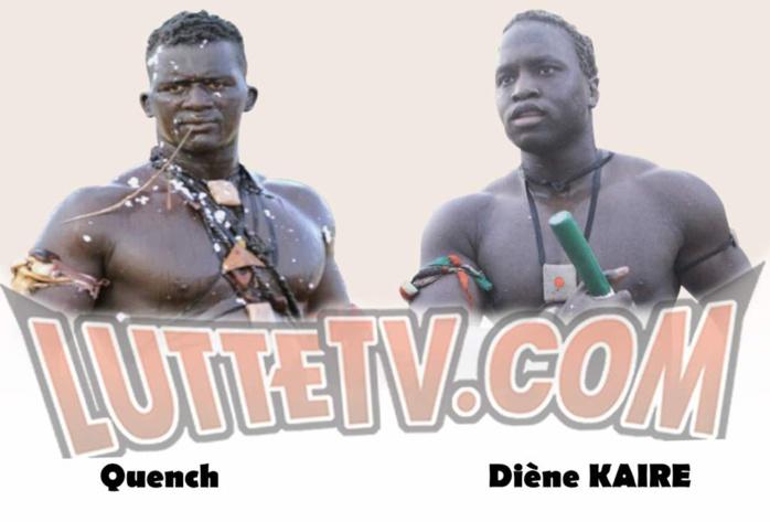 Le combat Diène Kairé/Quench ficelé par Luc Nicolai