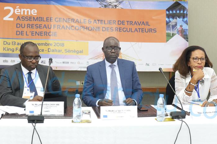 Les images de la 2ème Assemblée générale de regular.fr les 13 et 14 Novembre à Dakar (Sénégal)