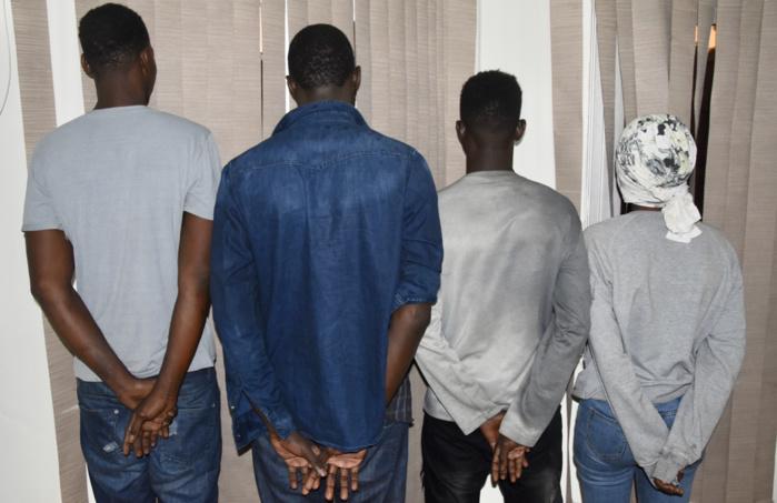 La gendarmerie a cueilli les présumés meurtriers du cambiste Boubacar Diallo à Yoff