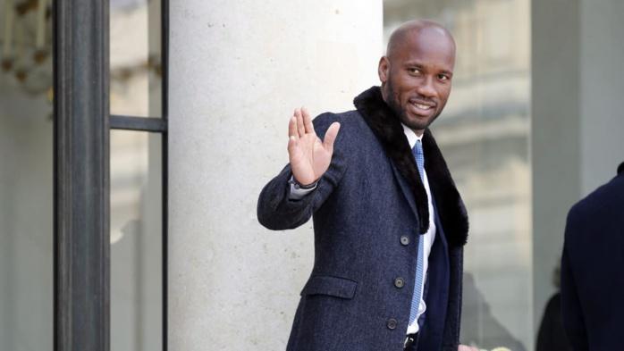Officiel : Didier Drogba annonce sa retraite !