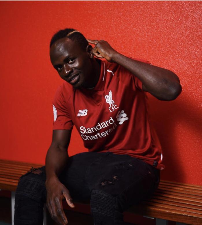 Liverpool : Sadio Mané touche le jackpot : un salaire de 118 millions FCFA par semaine