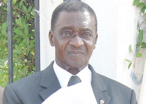 NÉCROLOGIE : Décès de l'ancien ministre Me Jacques Baudin.