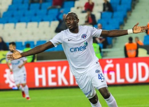 Mbaye Diagne en tête du classement des top buteurs européens