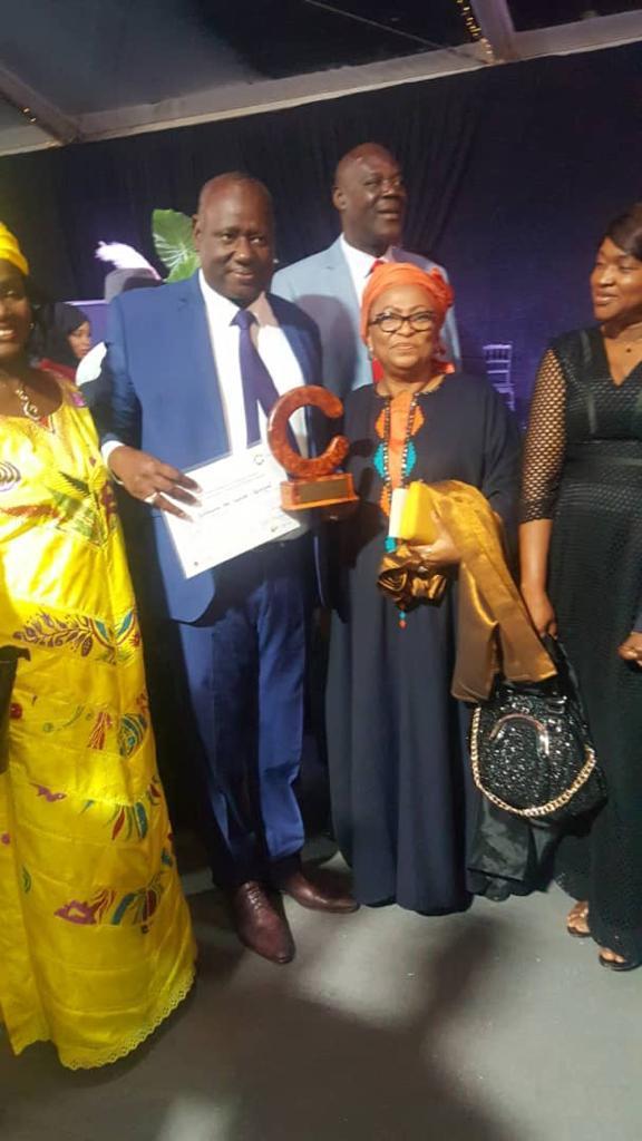 Forum Africités de Marrakech : La commune de Ndiob (Fatick) s'empare du trophée meilleure initiative climat.