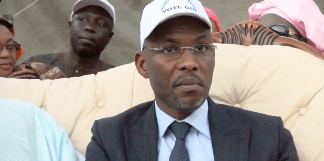 "Djeddah Thiaroye Kao : Thierno Ndom Ba ""enterre"" l'opposition et renforce Macky sall"