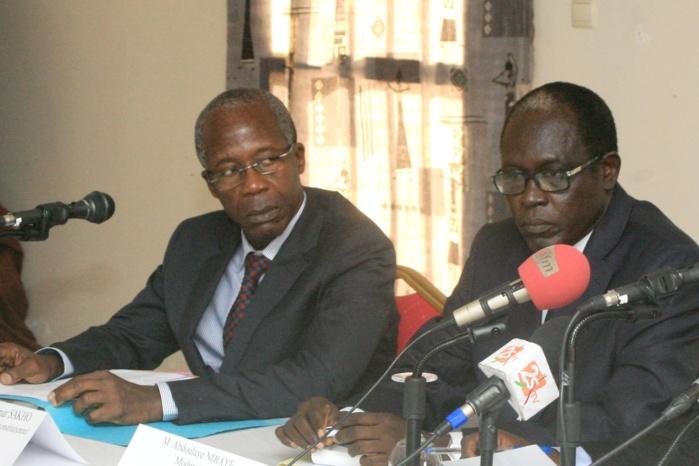 Pape Oumar Sakho, président Conseil constitutionnel : « Des doutes sont émis sur l'institution constitutionnelle et sont souvent amplifiés par les médias »