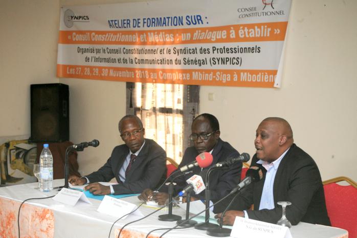 Communication : Le Conseil constitutionnel veut s'ouvrir à la presse