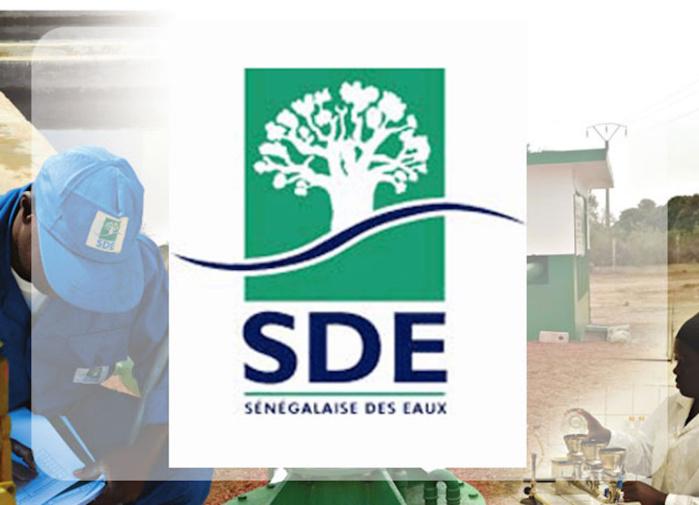 Gestion de l'eau : La Sde demande un délai d'un an