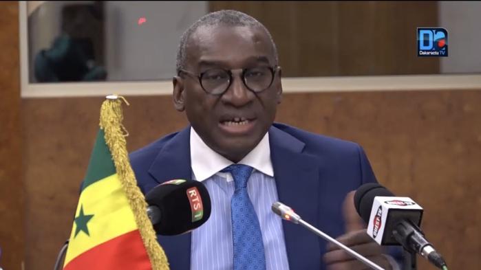 Bugdet 2019 : Sidiki Kaba pèse plus de 61 milliards de FCFA