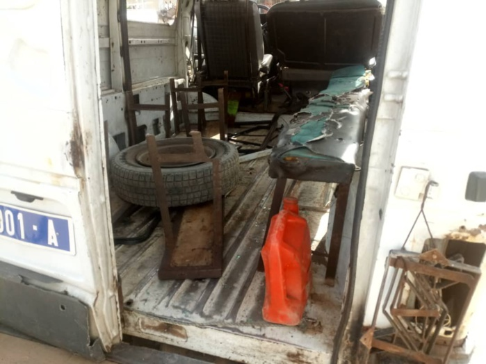 TOUBA - Un véhicule de transport d'élèves s'est reversé faisant 27 blessés dont 4 graves