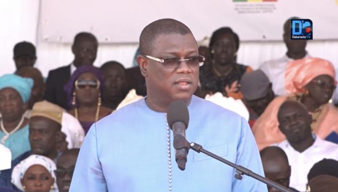 Présidentielle 2019 : Abdoulaye Baldé rejoint la coalition Benno Bokk Yakaar