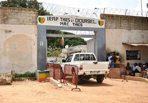 Tentative de suicide à la prison de Thiès : L'administration pénitentiaire dément