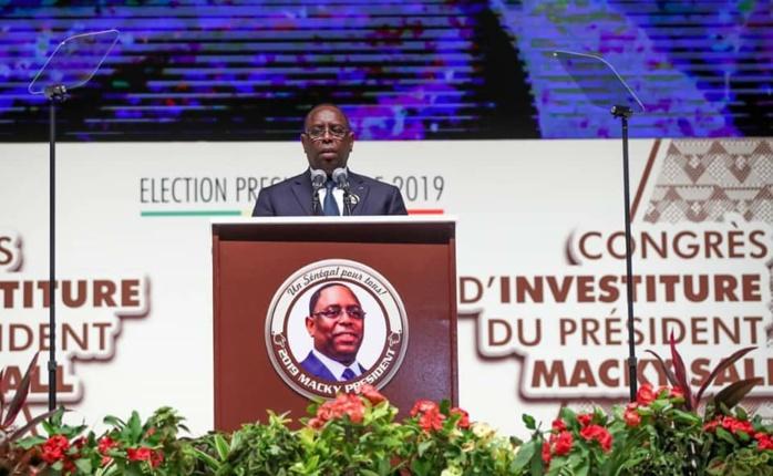 Investiture : Le Sep de BBY salue l'unité et l'engagement des alliés gages d'une victoire de Macky Sall au 1er tour en février 2019.