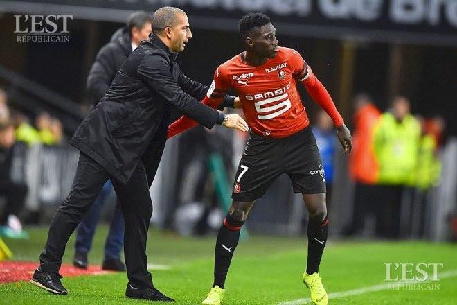 Ligue 1 Française : Sabri Lamouchi le Coach de Ismaïla Sarr et Mbaye Niang, mis à pied par la direction du club