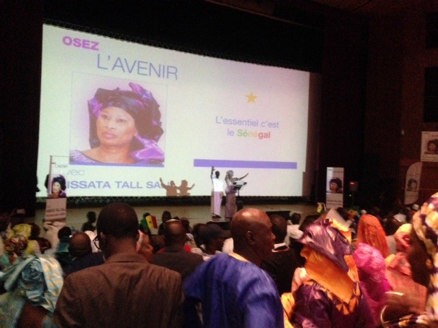 Présidentielle 2019 : « Osez l'avenir » investit Aissata Tall Sall ce samedi