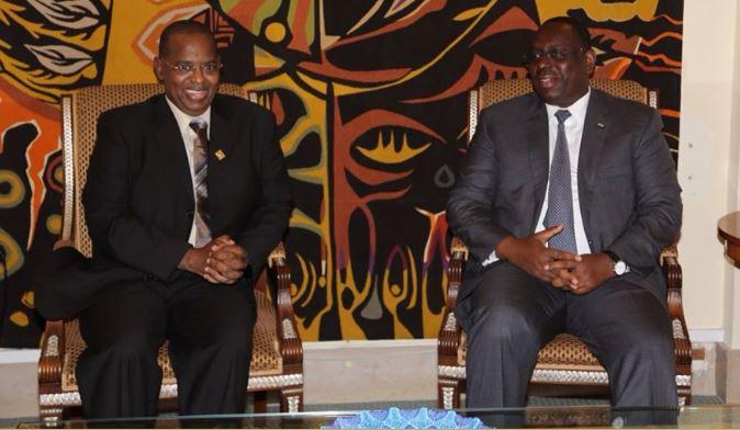 Décès de Sidy Lamine Niasse : La réaction du président de la République Macky Sall