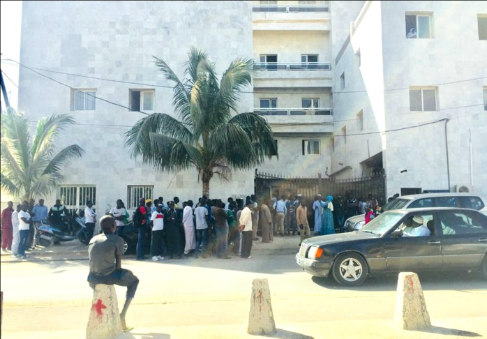 Le Sénégal rend hommage à Sidy Lamine Niass