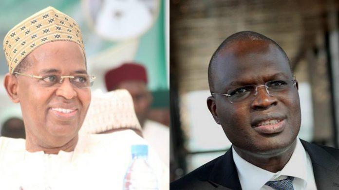 Décès de Sidy Lamine Seck : Khalifa Abacacar Sall présente ses condoléances