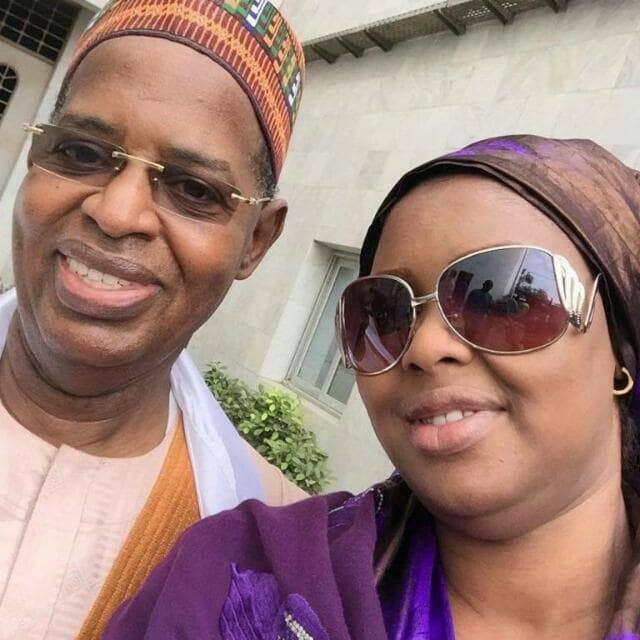 Polémique autour du lieu d'inhumation de Sidy Lamine : une fille de Ahmed Khalifa Niasse insiste sur Kaolack et justifie