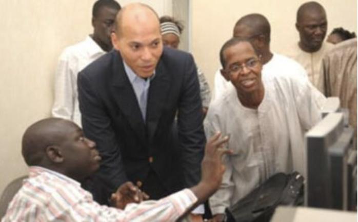 Décès de Sidy Lamine Niasse : Le témoignage de Karim Wade