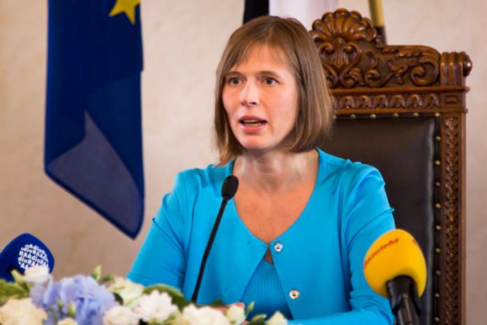 La raison de la visite de la présidente de l'Estonie au Sénégal