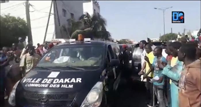 Urgent : arrivée de la dépouille de Sidy Lamine Niasse à Kaolack