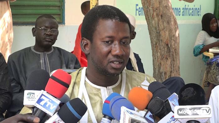 MBACKÉ - Le maire déroule son programme de réhabilitation des écoles et infrastructures sanitaires