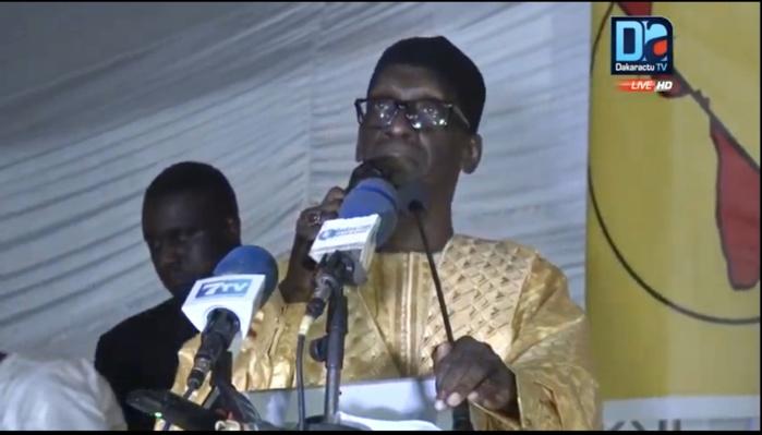 Congrès d'investiture du candidat de Aj / Pads : les invités de marque de Mamadou Diop Decroix