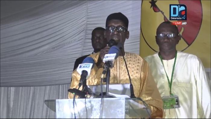 Mamadou Diop Decroix rend hommage à Sidy Lamine Niasse : « Tout le monde s'accorde à dire qu'il incarnait la voix des sans-voix. »