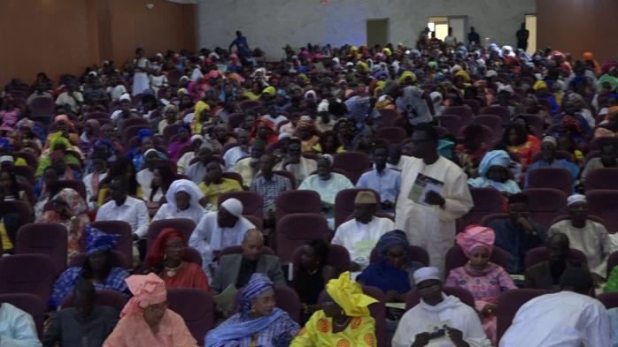 Lancement des activités du mouvement «ADEVIT» de Ibrahima Macodou Fall à Thiès (Images)