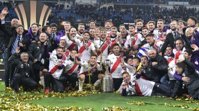 Copa Libertadores : River Plate renverse Boca Junior à l'issue de la double confrontation