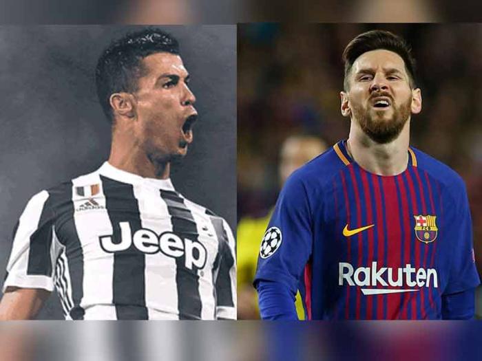 Football - CR7 lance un nouveau défi à Lionel Messi