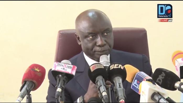 CONSEIL CONSTITUTIONNEL : Idrissa Seck a déposé sa candidature depuis le 30 Novembre