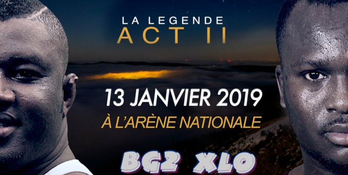 Lutte avec frappe : Le combat Balla Gaye 2 Vs Modou Lo aura lieu le 13 janvier 2019