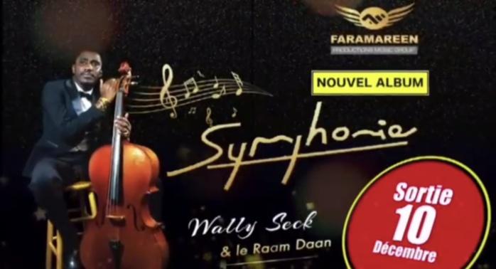 « Symphonie» : Wally Ballago Seck commence aujourd'hui la vente de son nouvel album