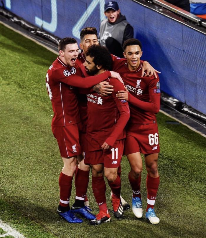 LDC : Liverpool qualifié grâce à un but de Salah, Sadio Mané rate trois balles de break