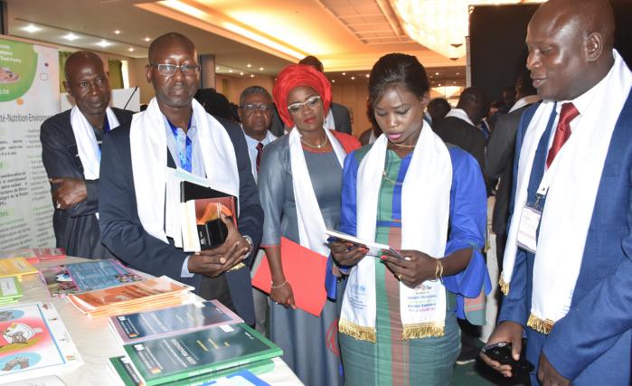 Les images de l'ouverture du séminaire international de Dakar sur la petite enfance